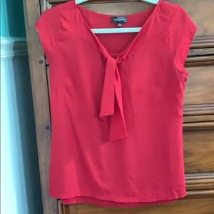 The Limited Tops - The Limited red top/blouse. Size small